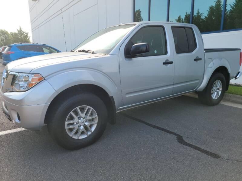 2018 Nissan Frontier for sale in Dulles, VA