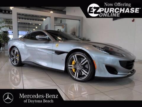 2019 Ferrari Portofino for sale at Mercedes-Benz of Daytona Beach in Daytona Beach FL