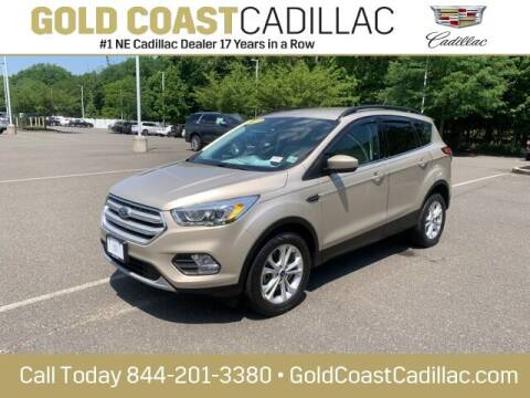 2018 Ford Escape for sale at Gold Coast Cadillac in Oakhurst NJ