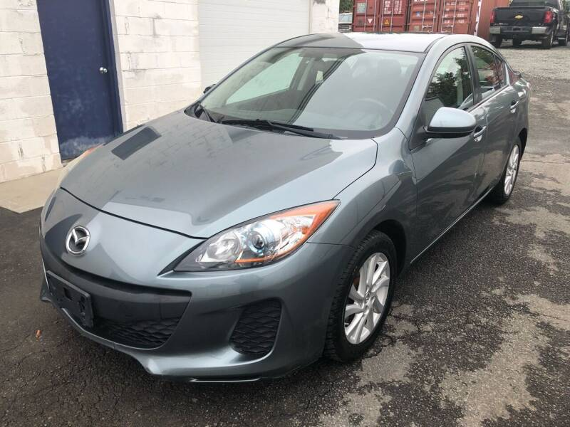 2012 Mazda MAZDA3 for sale at Pinnacle Automotive Group in Roselle NJ