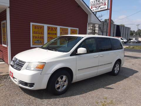 2008 Dodge Grand Caravan for sale at Mack's Autoworld in Toledo OH