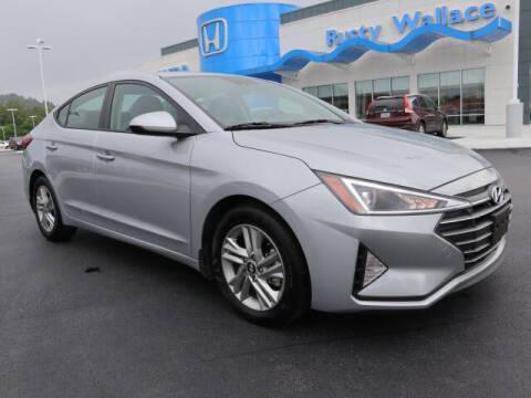 2020 Hyundai Elantra for sale at RUSTY WALLACE HONDA in Knoxville TN