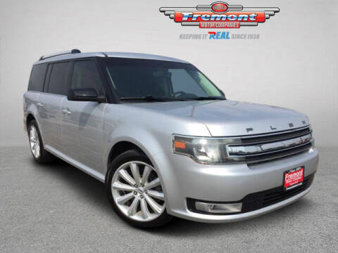 2013 Ford Flex for sale at Rocky Mountain Commercial Trucks in Casper WY