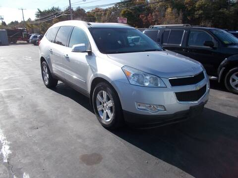 2011 Chevrolet Traverse for sale at MATTESON MOTORS in Raynham MA