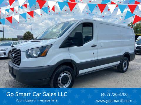 2016 Ford Transit Cargo for sale at Go Smart Car Sales LLC in Winter Garden FL