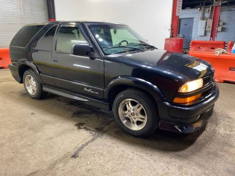 2002 Chevrolet Blazer for sale at Z Motorz Company in Philadelphia PA