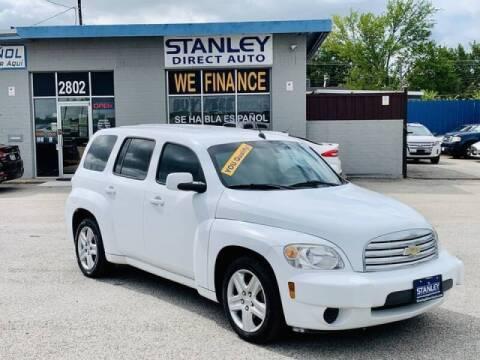 2011 Chevrolet HHR for sale at Stanley Automotive Finance Enterprise - STANLEY DIRECT AUTO in Mesquite TX