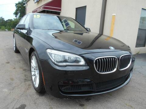 2015 BMW 7 Series for sale at AutoStar Norcross in Norcross GA