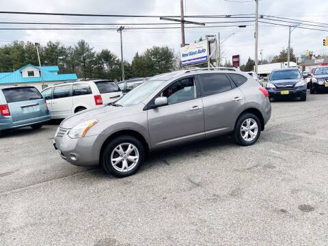 2010 Nissan Rogue for sale at New Wave Auto of Vineland in Vineland NJ