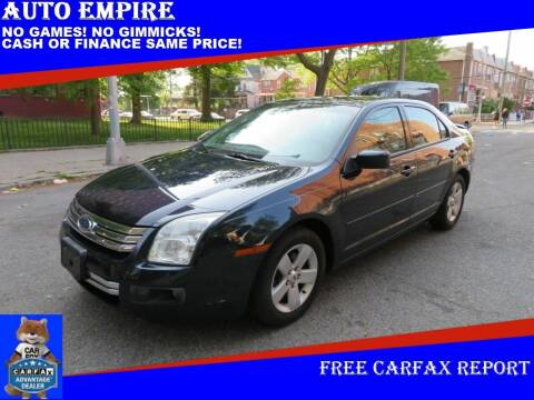 2009 Ford Fusion for sale at Auto Empire in Brooklyn NY