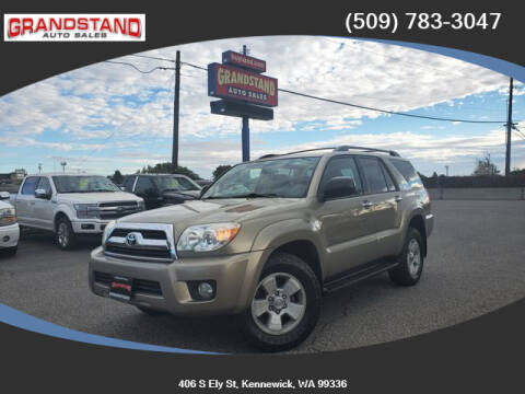 2006 Toyota 4Runner for sale at Grandstand Auto Sales in Kennewick WA