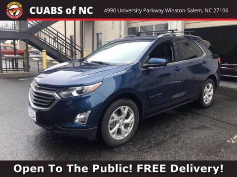 2020 Chevrolet Equinox for sale at Summit Credit Union Auto Buying Service in Winston Salem NC