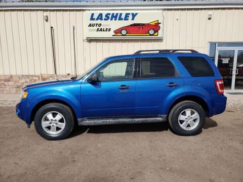 2011 Ford Escape for sale at Lashley Auto Sales in Mitchell NE