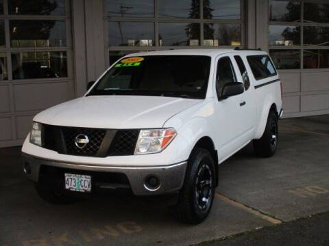 2005 Nissan Frontier for sale at Select Cars & Trucks Inc in Hubbard OR