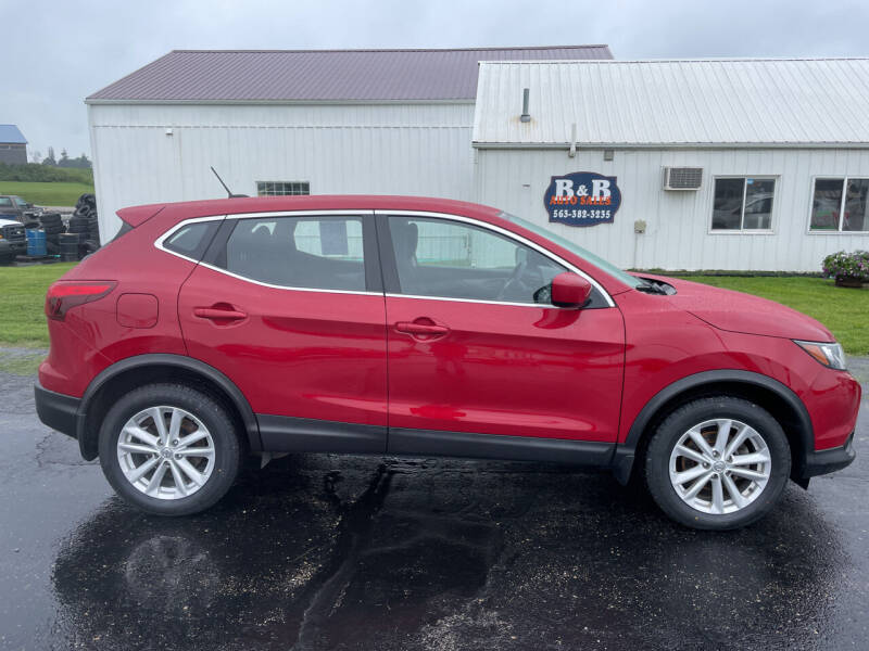 2017 Nissan Rogue Sport for sale at B & B Sales 1 in Decorah IA