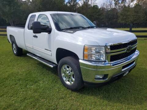 2011 Chevrolet Silverado 2500HD for sale at Bratton Automotive Inc in Phenix City AL