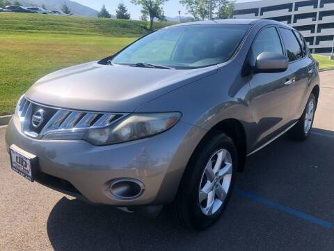 2010 Nissan Murano for sale at DRIVE N BUY AUTO SALES in Ogden UT