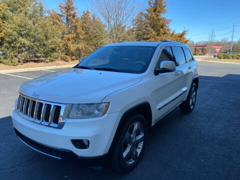 2012 Jeep Grand Cherokee for sale at PREMIER AUTO SALES in Martinsburg WV