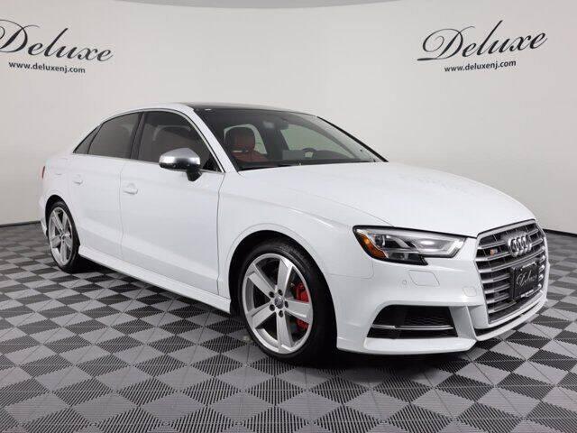 2017 Audi S3 for sale at DeluxeNJ.com in Linden NJ