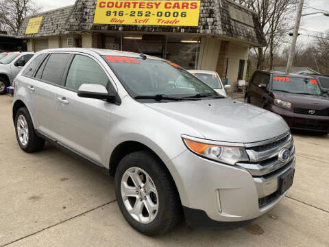 2014 Ford Edge for sale at Courtesy Cars in Independence MO