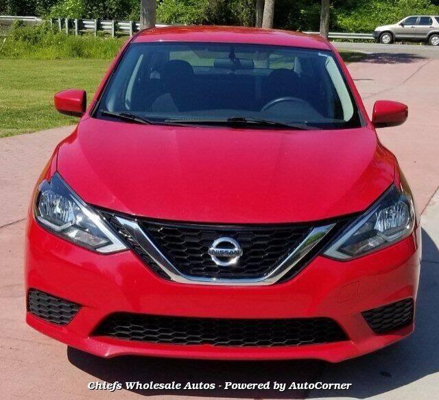 2017 Nissan Sentra for sale at Special Finance of Charleston LLC in Moncks Corner SC