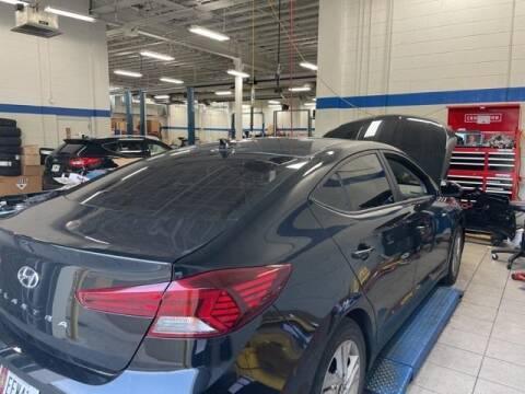 2019 Hyundai Elantra for sale at CU Carfinders in Norcross GA