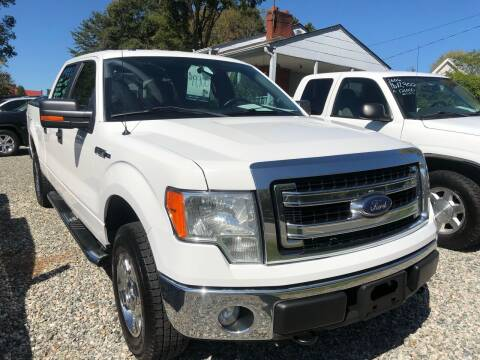 2014 Ford F-150 for sale at Venable & Son Auto Sales in Walnut Cove NC