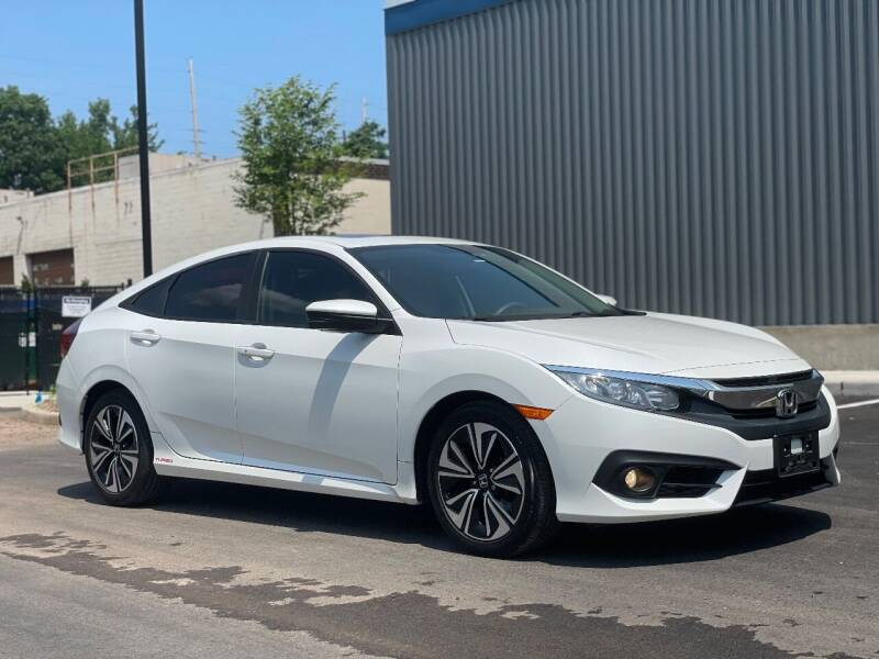 2017 Honda Civic for sale at SILVER ARROW AUTO SALES CORPORATION in Newark NJ