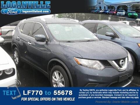 2016 Nissan Rogue for sale at Loganville Quick Lane and Tire Center in Loganville GA
