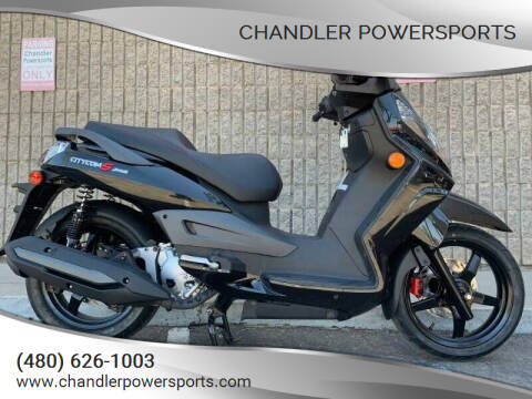 2022 SYM CityCom 300i S for sale at Chandler Powersports in Chandler AZ