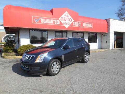 2015 Cadillac SRX for sale at Oak Park Auto Sales in Oak Park MI