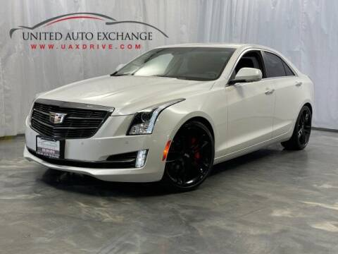 2017 Cadillac ATS for sale at United Auto Exchange in Addison IL