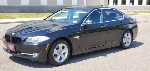 2012 BMW 5 Series for sale at Bucks Autosales LLC - Bucks Auto Sales LLC in Levittown PA