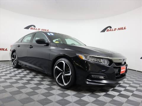 2019 Honda Accord for sale at Bald Hill Kia in Warwick RI