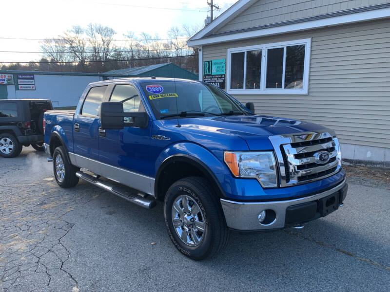 2009 Ford F-150 for sale at Home Towne Auto Sales in North Smithfield RI