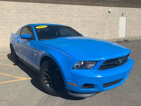 2012 Ford Mustang for sale at Trocci's Auto Sales in West Pittsburg PA