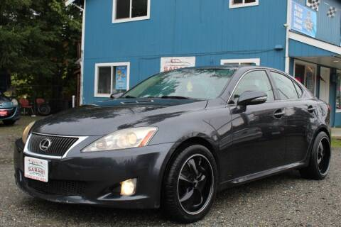 2009 Lexus IS 250 for sale at Sarabi Auto Sale in Puyallup WA