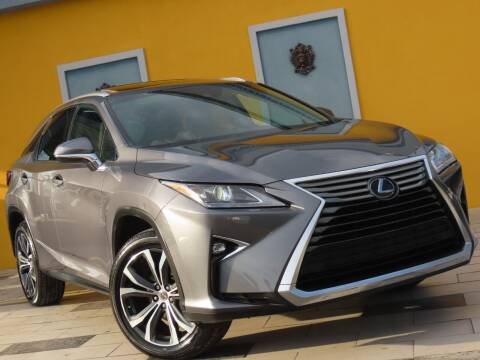 2017 Lexus RX 350 for sale at Paradise Motor Sports LLC in Lexington KY