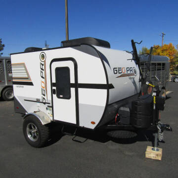 2020 Forest River ROCKWOOD GEO PRO      G12SRK for sale at PRIME RATE MOTORS in Sheridan WY