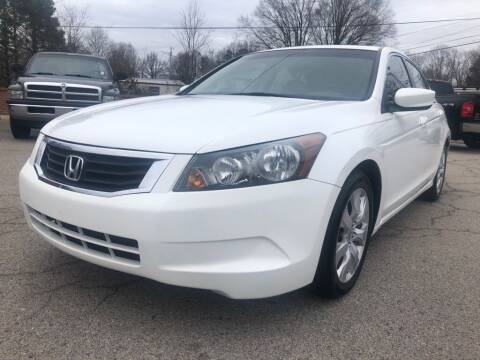 2009 Honda Accord for sale at Doug's Auto Sales in Danville VA