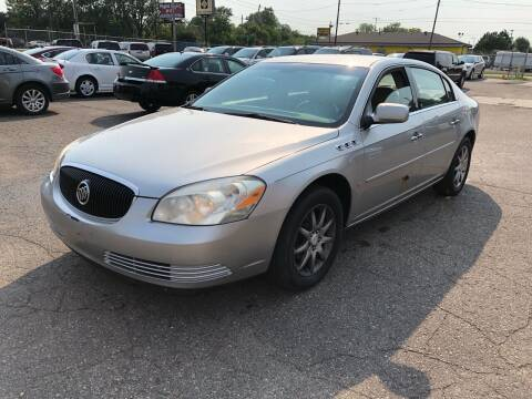 2007 Buick Lucerne for sale at Dean's Auto Sales in Flint MI