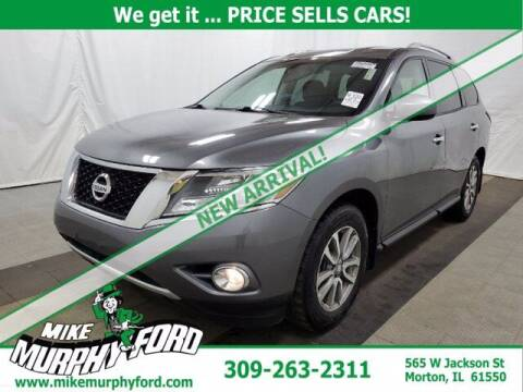 2015 Nissan Pathfinder for sale at Mike Murphy Ford in Morton IL