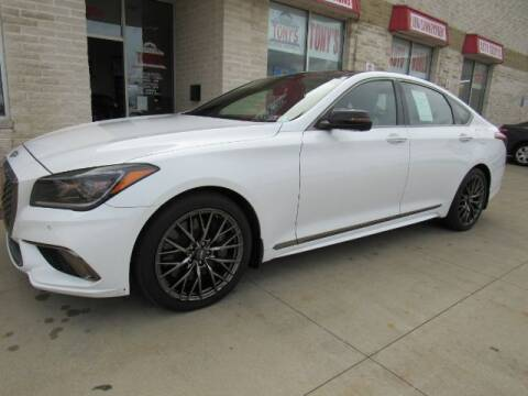 2018 Genesis G80 for sale at Tony's Auto World in Cleveland OH