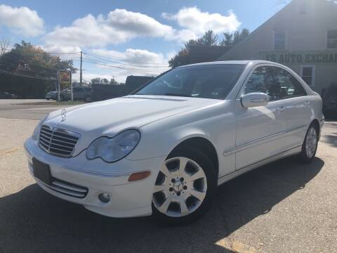 2006 Mercedes-Benz C-Class for sale at J's Auto Exchange in Derry NH
