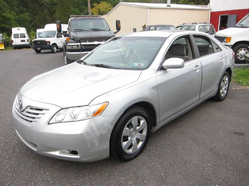 2009 Toyota Camry for sale at K & R Auto Sales,Inc in Quakertown PA