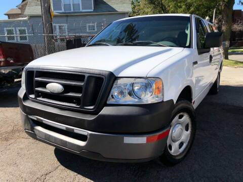2006 Ford F-150 for sale at Jeff Auto Sales INC in Chicago IL
