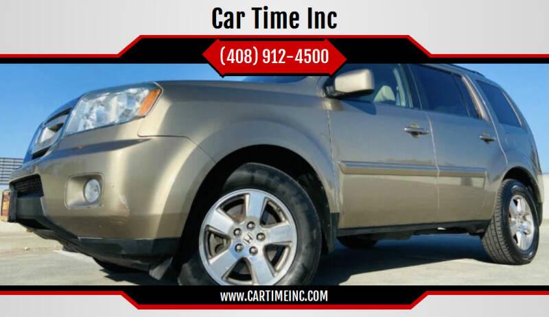 2011 Honda Pilot for sale at Car Time Inc in San Jose CA