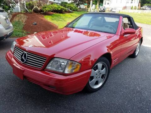 1999 Mercedes-Benz SL-Class for sale at MCQ SALES INC in Upton MA