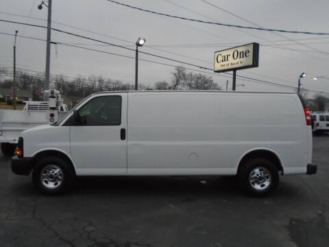 2016 GMC Savana Cargo for sale at Car One in Murfreesboro TN