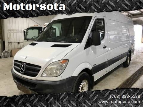 2011 Mercedes-Benz Sprinter Cargo for sale at Motorsota in Becker MN